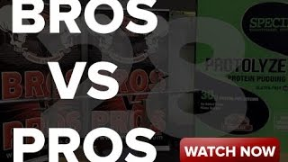 Bros VS Pros 28 Mens Bench Press Challenge!