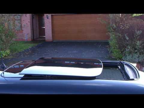 02 02 Mini Cooper 1 6 Black Grey Cloth Glass Panoramic