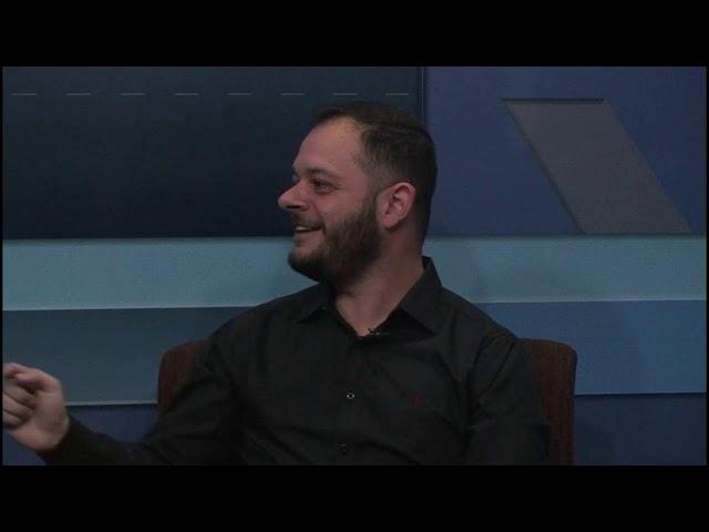 TVSL - Santiago Entrevista - Palestrante Rafael Lavarini