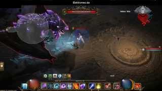 DSO Drakensang Online - Rise of Balor Bossfight Endboss (Balor, Sohn des Drachen)