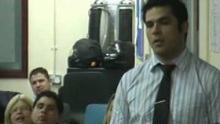 """Pastor"" Orkut Mauro de Oliveira"