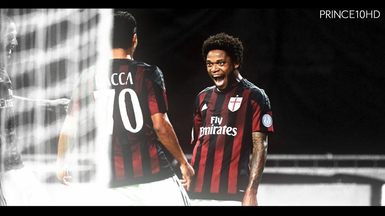 Carlos Bacca & Luiz Adriano AC Milan 2015 16 Pre Season Skills