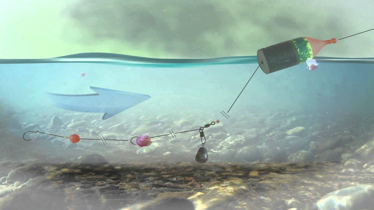 Bobber doggin baits beads youtube for Bobber fishing for steelhead