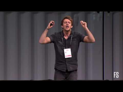 Fifteen Seconds Festival 2016 – Keynote Mark Adams, Vice