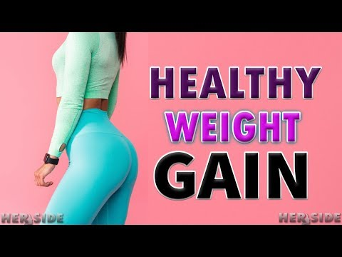 Gain Weight | 20 Proven Tips for Skinny Girls to Gain Healthy Weight