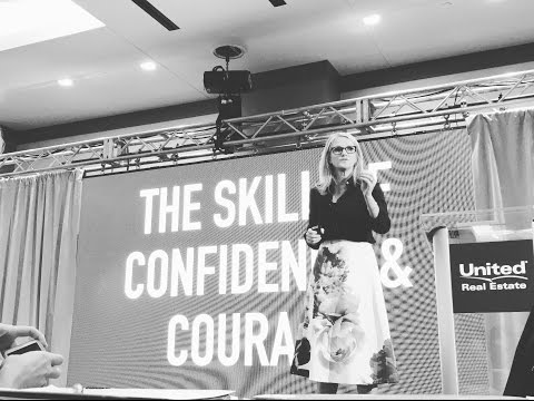 Mel Robbins Keynote. United Palooza Austin. United Real Estate Agent Convention. The 5 Second Rule.