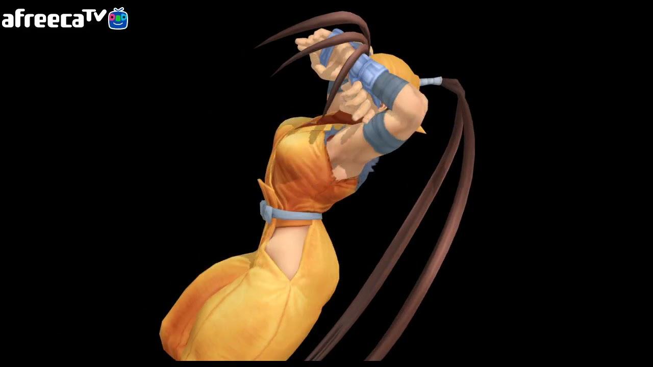 [MMD Street Fighter] Hip Sway Tiktok Dance (Ibuki)