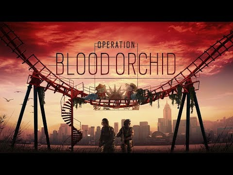 Rainbow Six Siege: Operation Blood Orchid - 동영상