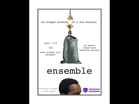 ensemble: Shakespeare in a Modern Musical
