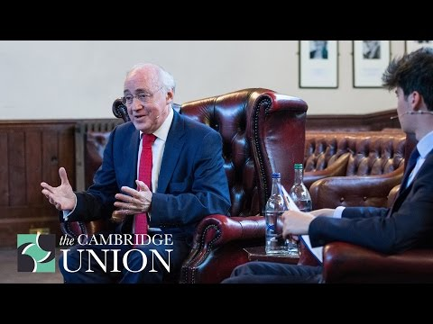 Lord Howard | Cambridge Union