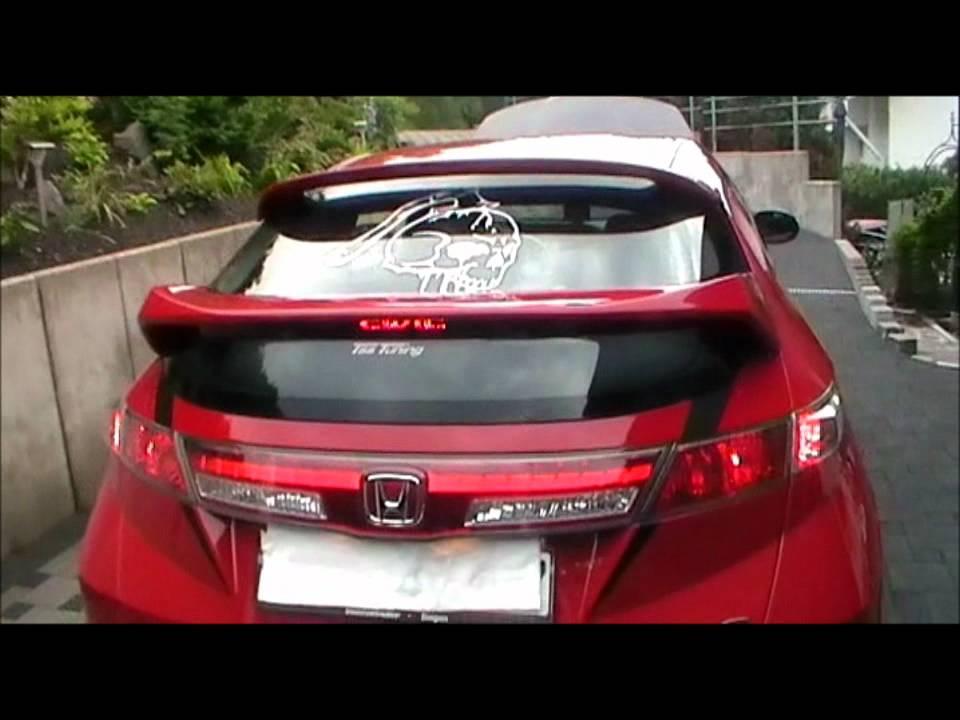 Honda Civic Tuning