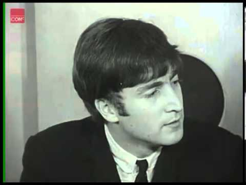 The Beatles interview about The Royal Variety Show (1963)