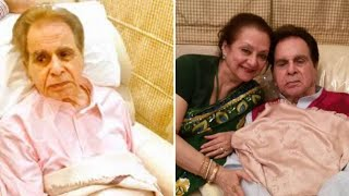 Saira Banu UPDATES Fans About DILIP KUMAR's Health; Says Dilip Kumar Is Doing Fine After Backache
