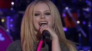 Скачать AVRIL LAVIGNE The Best Damn Thing YahoO Live