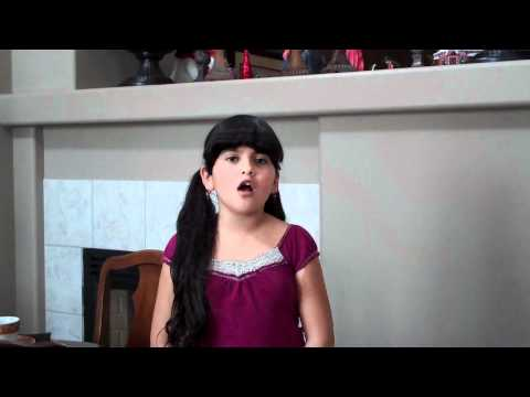 Not So Bad a Dad After All from Phineas and Ferb- Alexa Rodriguez Cover. Amazing little girl!