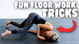 Contemporary Dance Floor Work- Tricks and Combo