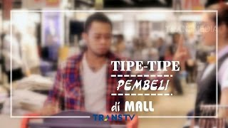 INSTAWA - Tipe Tipe Pembeli Di Mall