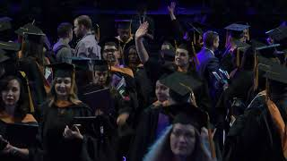 Grand Canyon University Commencement Oct 18th 2019 9am