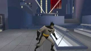 Batman vengeance Gameplay (PC)