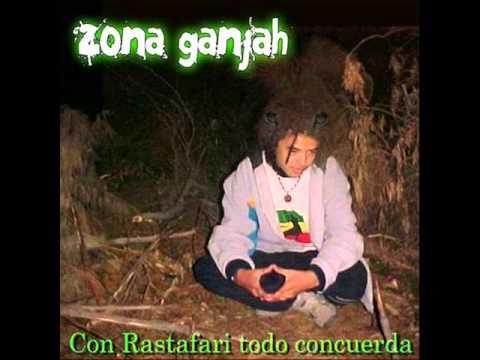 Zona Ganjah - Con rastafari todo concuerda (Album Completo)