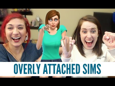 Overly Attached Sims ft. Brizzy Voices