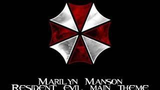 Marilyn Manson - Resident Evil Main theme (J-Gear bootleg remix) [schranz]