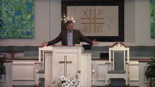 Sermon November 29 2020 Living the Doxology Part 4