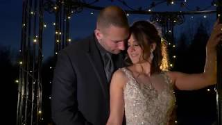 Christina and Steve's Wedding Preview at Falkirk Estate and Country Club