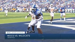 UK escape Chattanooga 2823; Highlights & Reaction from the Cats third straight victory