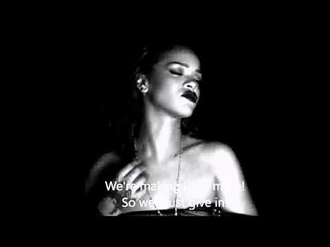 Rihanna Kiss It Better Reversed With Lyrics