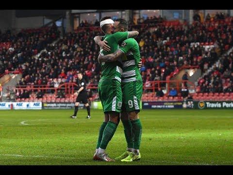 HIGHLIGHTS | Wrexham AFC 3-3 Yeovil Town