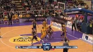 Eulis Báez Jugadore de la Jornada 14 ACB thumbnail
