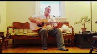 Steel My Kisses(Ben Harper), Boss DJ(Sublime), acoustic medley, by Brock Stonefish.MP4