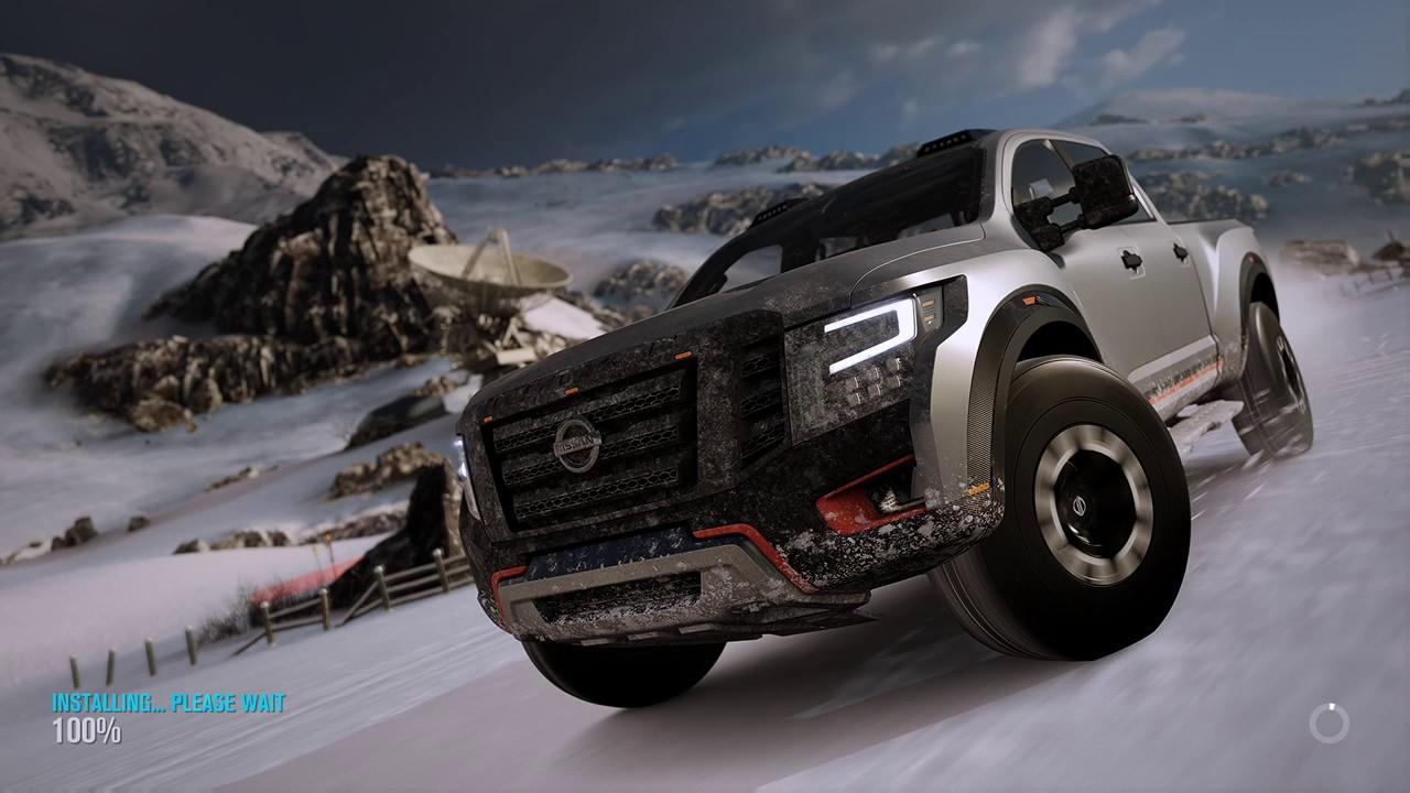 Forza Horizon 3 | Loading Screen