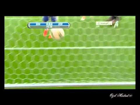 Brazil Vs Denmark 3-1 Bendtner Goal