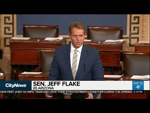 U.S. Republican senator compares Trump to Stalin
