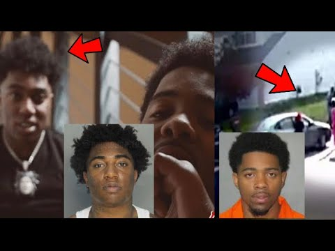 Is Fredo Bang in Jail? Why He and Lit Yoshi Were Arrested in Miami