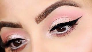 छोटी आखों पर आई मेकअप कैसे करें Simple Wedding Eye Makeup For Small Hooded Eyes
