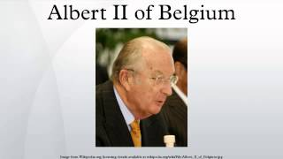 Albert II of Belgium