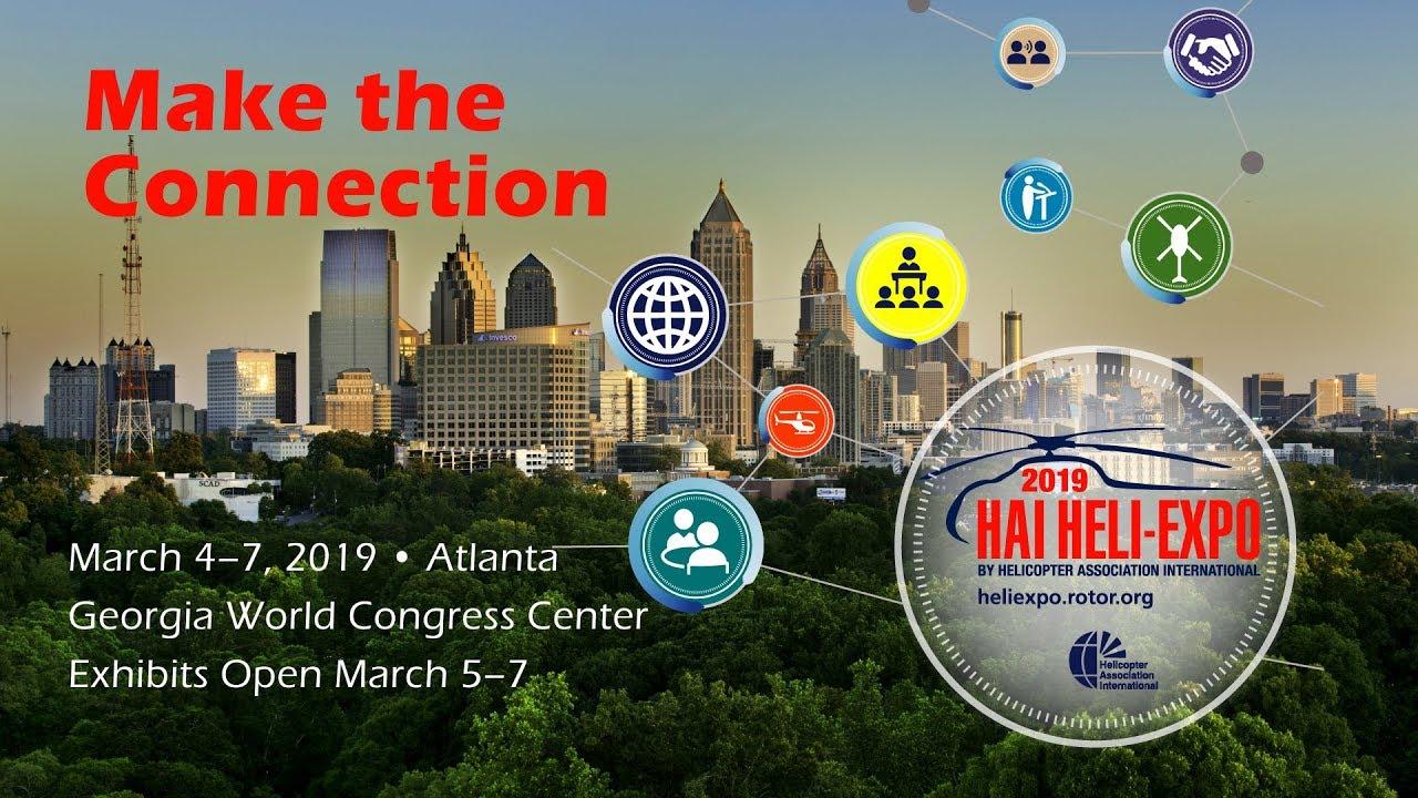 Exhibit at HAI HELIEXPO 2019 Atlanta YouTube