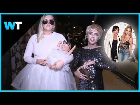 Ryland Adams & Morgan Adams CAUGHT Dressed As Kardashians