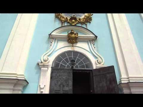 Андреевская церковь, Киев, Украина (храмы Киева)
