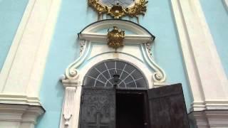 Андреевская церковь, Киев, Украина (храмы Киева)(Андрееевский спуск, Киев., 2014-10-25T06:09:42.000Z)
