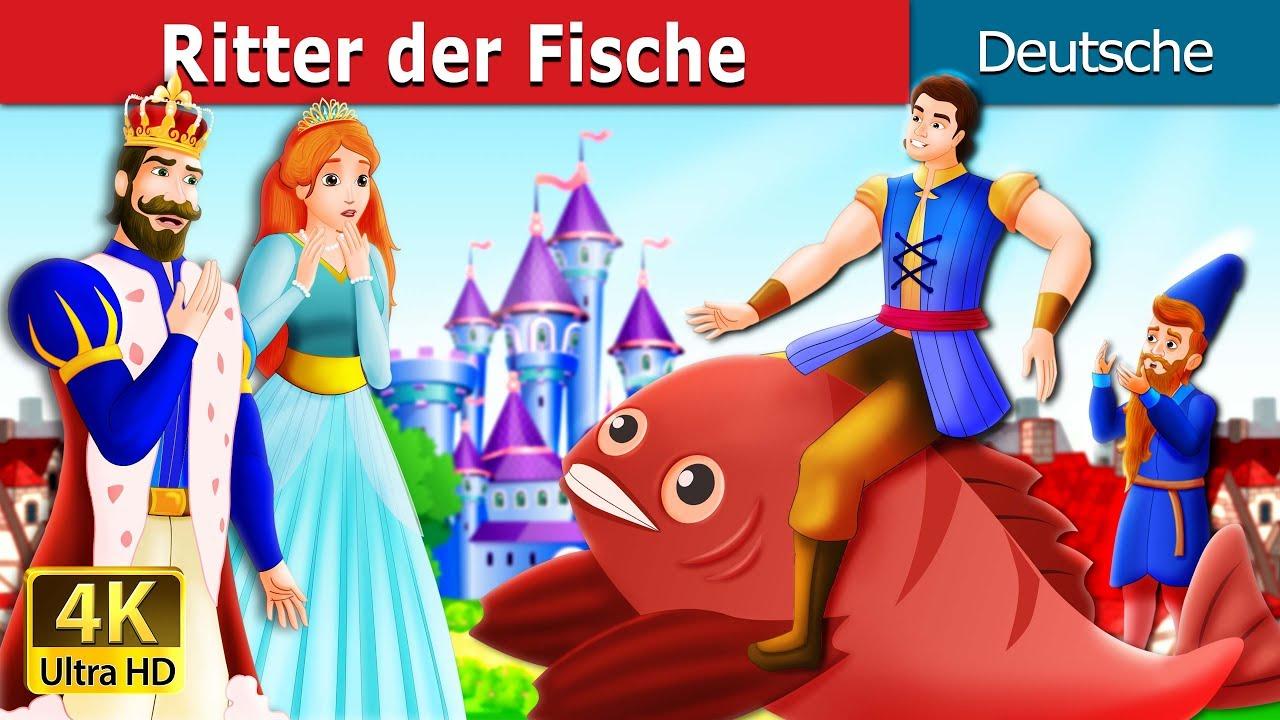 Ritter der Fische | Gute Nacht Geschichte | Deutsche ...