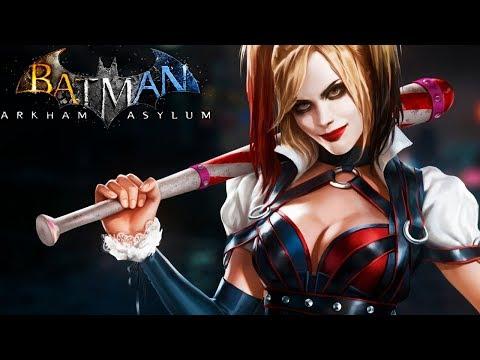 По следам СУПЕРЗЛОДЕЙКИ Харли Квинн в игре Batman Arkham Asylum #3