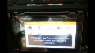 Instalacion Google Play en Parrot Asteroid Smart