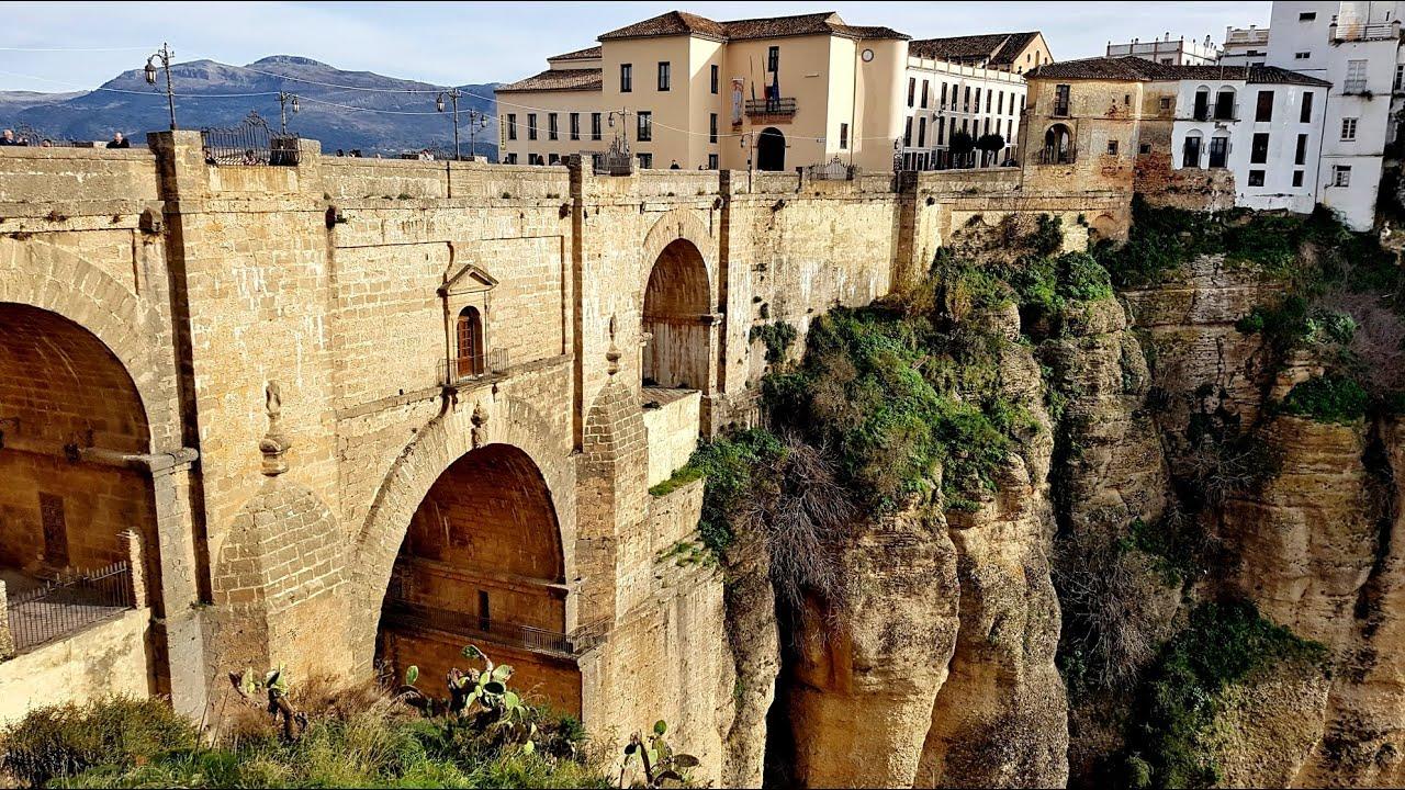 Город Ронда. Испания. (Ronda city. Spain) - YouTube