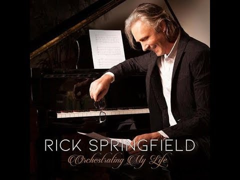 Jonny Hartwell - JONNY HARTWELL: Talks to Rick Springfield About Orchestrating My Life LP