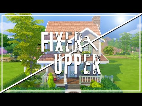 The Sims 4: Fixer Upper - Home Renovation | Miserable Mirage