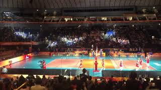 Final Sérvia vs Itália (Serbia vs Italy) - Volleyball Women's World Championship Japan 2018